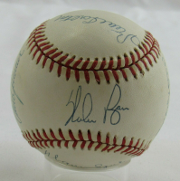 300 Wins Club OAL Baseball Signed by (7) with Nolan Ryan, Steve Carlton, Don Sutton, Tom Seaver (JSA LOA) at PristineAuction.com