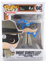 "Rainn Wilson Signed ""The Office"" #1045 Dwight Schrute Funko Pop! Vinyl Figure (Beckett COA) at PristineAuction.com"