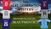OKAUTHENTICS NFL Next Generation Jersey Mystery Box Series III at PristineAuction.com