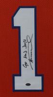 """Henry Winkler Signed 32x40 Custom Framed """"Coach Klein"""" Jersey Display (Schwartz Hologram) at PristineAuction.com"""