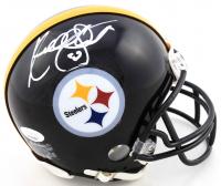 Kordell Stewart Signed Steelers Mini Helmet (JSA COA) at PristineAuction.com