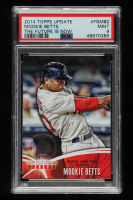Mookie Betts 2014 Topps The Future is Now #FNMB2 (PSA 9) at PristineAuction.com
