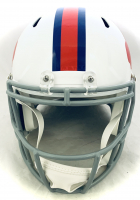 Josh Allen Signed Bills Full-Size Speed Helmet (Beckett COA) at PristineAuction.com