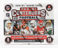 2020 Panini Contenders Football Hobby Box with (18) Packs at PristineAuction.com
