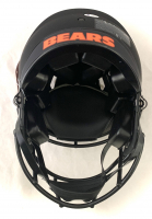 David Montgomery Signed Bears Full-Size Authentic On-Field Eclipse Alternate Speed Helmet (Beckett COA) at PristineAuction.com