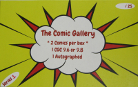 The Comic Gallery Yellow Series 1 Mystery Box at PristineAuction.com