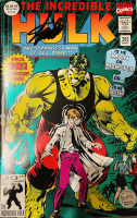 "Stan Lee Signed 1992 ""The Incredible Hulk"" Issue #393 Marvel Comic Book (Lee COA) at PristineAuction.com"
