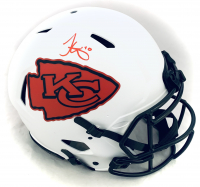 Tyreek Hill Signed Chiefs Full-Size Authentic On-Field Lunar Eclipse Alternate Speed Helmet (Beckett COA) at PristineAuction.com