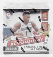 2020-21 Panini Revolution Basketball Hobby Box with (8) Packs at PristineAuction.com