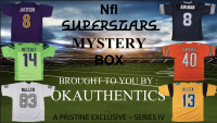 OKAUTHENTICS NFL Jersey Mystery Box Series IV at PristineAuction.com