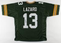 Allen Lazard Signed Jersey (JSA COA) at PristineAuction.com