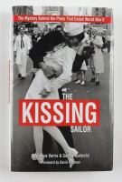 "George Mendonsa Signed LE ""The Kissing Sailor"" Hardcover Book (PSA COA) at PristineAuction.com"