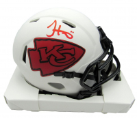 Tyreek Hill Signed Chiefs Lunar Eclipse Alternate Speed Mini Helmet (JSA COA) at PristineAuction.com