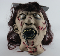 "Linda Blair Signed ""The Exorcist"" Costume Mask (PSA COA) at PristineAuction.com"