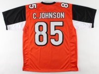 Chad Johnson Signed Jersey (JSA COA) at PristineAuction.com