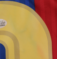 Luis Suarez Signed FC Barcelona Jersey (Beckett COA) (See Description) at PristineAuction.com