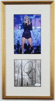 Taylor Swift Signed 9x17 Custom Framed CD Cover Display (JSA Hologram) at PristineAuction.com