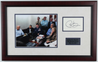 Barack Obama Signed 14.5x22.5 Custom Framed Cut Display (JSA LOA) at PristineAuction.com