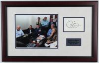 Barack Obama Signed 14.5x22.5 Custom Framed Cut Display (JSA LOA) at PristineAuction.com