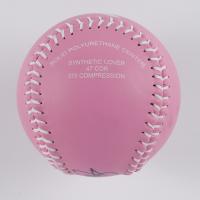 Jennie Finch Signed Softball (Leaf COA) at PristineAuction.com