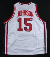 Magic Johnson Signed Jersey (PSA Hologram) at PristineAuction.com