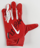 "Jonnu Smith Signed Game Used Nike Football Glove Inscribed ""Game Used"" (Beckett COA) at PristineAuction.com"