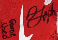 """Jonnu Smith Signed Game Used Nike Football Glove Inscribed """"Game Used"""" (Beckett COA) at PristineAuction.com"""