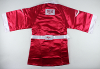 Mike Tyson Signed Everlast Boxing Robe (PSA COA) at PristineAuction.com