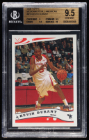 Kevin Durant 2006 Topps McDonald's All-American #B19 (BGS 9.5) at PristineAuction.com