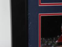 Tom Berenger Signed 34x42 Custom Framed Jersey Display (JSA Hologram) (See Description) at PristineAuction.com