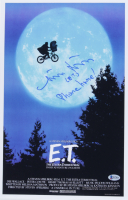 "Matthew DeMeritt Signed ""E.T.: The Extra Terrestrial"" 11x17 Photo Inscribed ""(E.T.) Phone Home!"" (Beckett COA) at PristineAuction.com"
