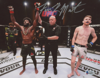 "Aljamain ""Funk Master"" Sterling Signed UFC 8x10 Photo (Beckett COA) at PristineAuction.com"