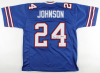 Taron Johnson Signed Jersey (Beckett COA) at PristineAuction.com