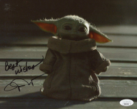 "John Rosengrant Signed ""The Mandalorian"" 8x10 Photo Inscribed ""Best Wishes"" (JSA COA) at PristineAuction.com"