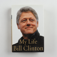 """Bill Clinton Signed """"My Life"""" Hardcover Book (JSA COA) at PristineAuction.com"""