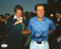Gary Player Signed 8x10 Photo (JSA COA) at PristineAuction.com