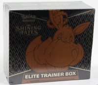 Pokemon Shining Fates Elite Trainer Box with (10) Booster Packs at PristineAuction.com
