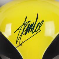 """Stan Lee Signed """"Wolverine"""" X-Men Mask (JSA COA) at PristineAuction.com"""