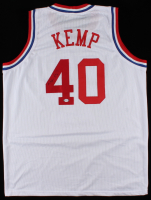 Shawn Kemp Signed Jersey (PSA COA) (See Description) at PristineAuction.com