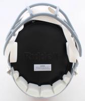 Jim Kelly, Thurman Thomas, & Andre Reed Signed Bills Full-Size Speed Helmet (Beckett COA) at PristineAuction.com