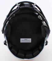 Thurman Thomas Signed Bills Full-Size Lunar Eclipse Alternate Speed Helmet (Beckett COA) at PristineAuction.com