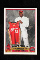 LeBron James 2003-04 Topps #221 RC at PristineAuction.com