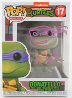 "Kevin Eastman Signed ""Teenage Mutant Ninja Turtles"" #17 Donatello Funko Pop! Vinyl Figure With Hand-Drawn Sketch (Beckett COA) at PristineAuction.com"