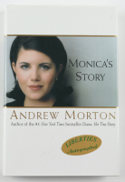 "Monica Lewinsky Signed ""Monica's Story"" Hardcover Book (JSA COA) at PristineAuction.com"