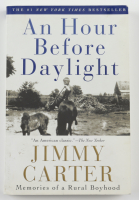 "Jimmy Carter Signed ""An Hour Before Daylight"" Paperback Book (PSA Hologram) at PristineAuction.com"