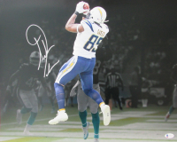 Antonio Gates Signed Chargers 16x20 Photo (Beckett COA) at PristineAuction.com