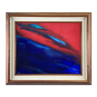"Wyland Signed ""Earth"" 26x22 Original Painting on Board at PristineAuction.com"