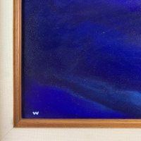 """Wyland Signed """"Earth"""" 26x22 Original Painting on Board at PristineAuction.com"""