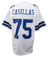 "Tony Casillas Signed Jersey Inscribed ""2X SB Champ"" (JSA COA) at PristineAuction.com"