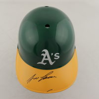 Jose Canseco Signed Athletics Full-Size Batting Helmet (JSA COA) (See Description) at PristineAuction.com